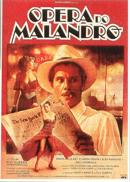 Ópera do Malandro (cartaz)