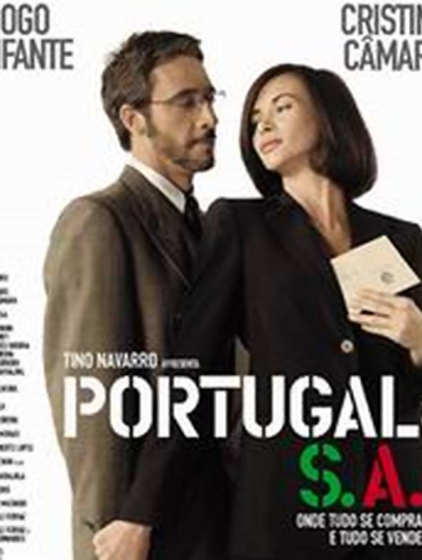 Portugal S/A (cartaz)